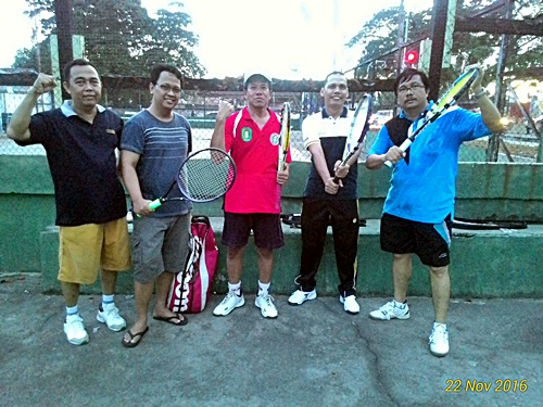TIM TENNIS PN SKW